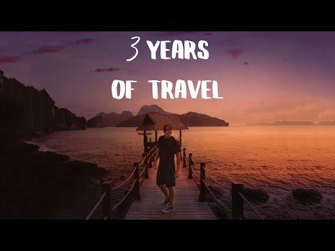 Saying Goodbye to my travel partner
