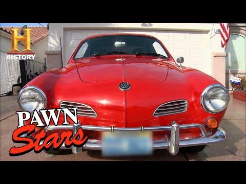 Pawn Stars: Rick's Dream Car RUINED By Custom Modifications (Season 9) | History