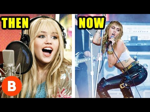 Disney Channel Stars Who Changed A Lot