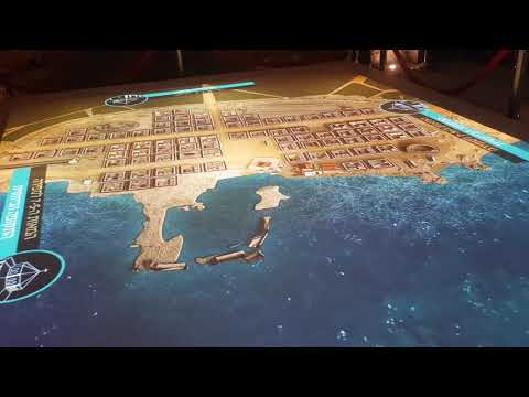 The History Of The Deep Water Port Of Caesarea, Israel (built By King Herod)
