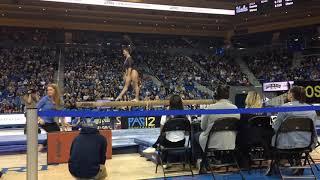 Kyla Ross (UCLA) 2018 Beam vs OSU 9 900