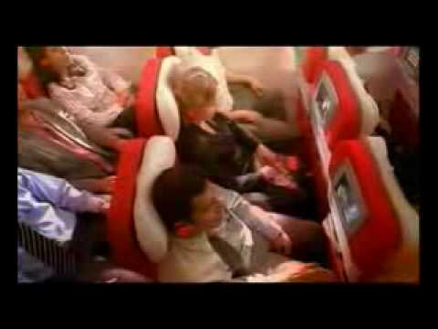 YouTube - 2006 Kingfisher Airlines -Flying High- Commercial.flv