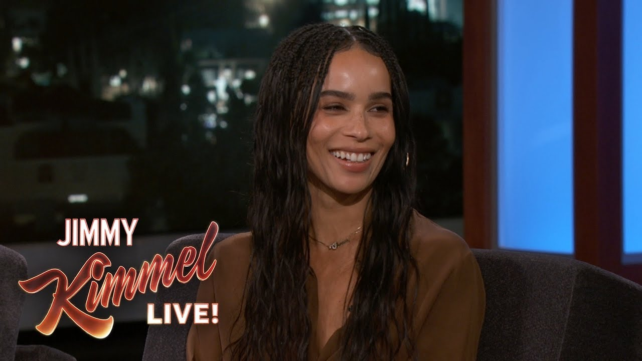 Zoë Kravitz Went Bowling with Meryl Streep
