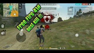 Free fire 42# Best kill