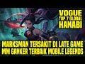 Hal Yang Gw Pelajari Dari Top 7 Global HANABI VOGUE     Mobile Legends Indonesia