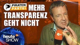 Die Piratenpartei entert das Berliner Landesparlament