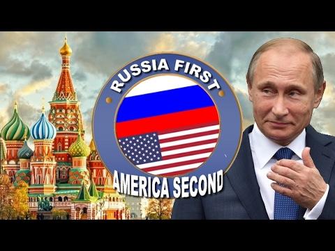 America First, Russia First Parody