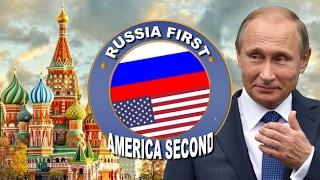 America First, Russia First (Parody)