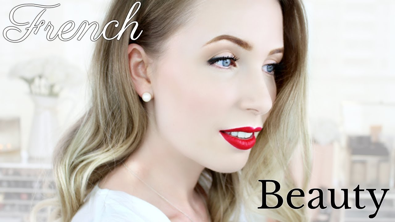 French makeup tutorial a world of beauty for pale skin youtube french makeup tutorial a world of beauty for pale skin baditri Choice Image