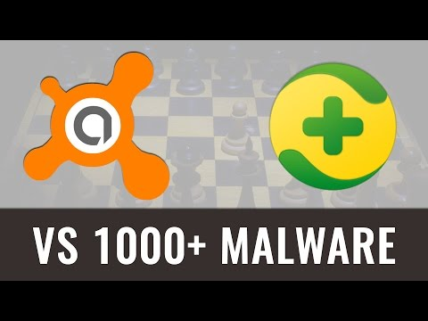 Avast Vs 360 | Detection Ratio Test