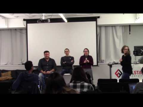 Flight Week: Job Search Panel