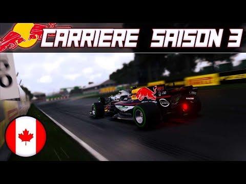 F1 2017 Mode Carrière S3E7 - UN TOURNANT DU CHAMPIONNAT