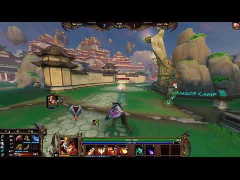 видео: Приключения в ранкед 1v1: Хоу И vs. Нейт.