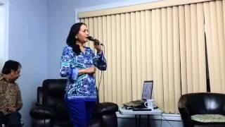 Ab to hai tumse (karaoke ) by Mona raval