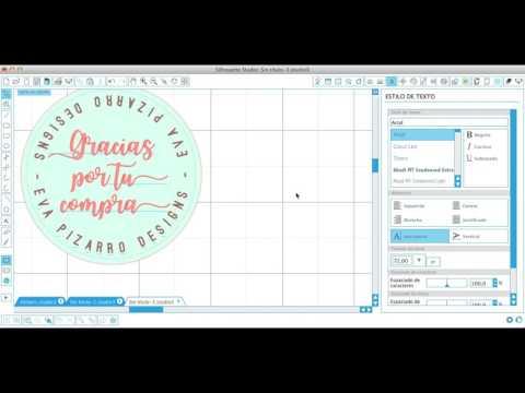 Illustrator Texto en un Trazado Circular from YouTube · Duration:  7 minutes 44 seconds