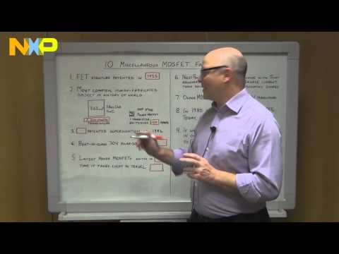 NXP Semiconductors - 10 things you didn't know about power MOSFETs HD