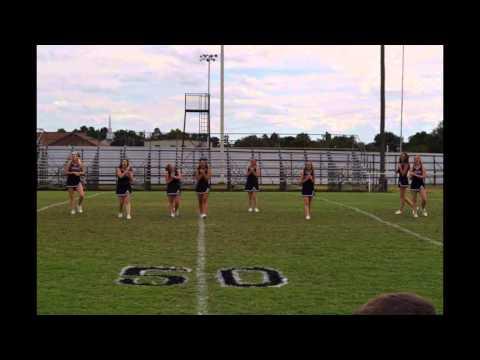 Meeker High School Cheer Photos Football