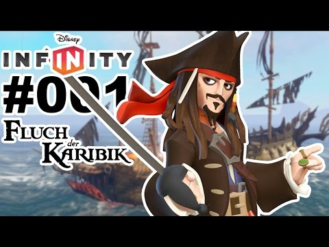FLUCH DER KARIBIK 🐲 Captain Jack Sparrow ist zurück 🐲 Let's Play Disney Infinity #001 [Deutsch]