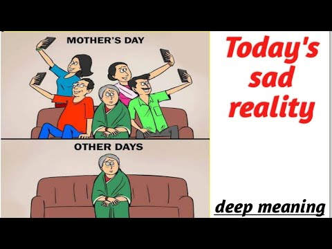 Motivational Pictures with deep meaning | Sad reality of this world | A picture can say 1000 words |