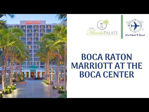 Boca Raton Marriott At The Boca Center