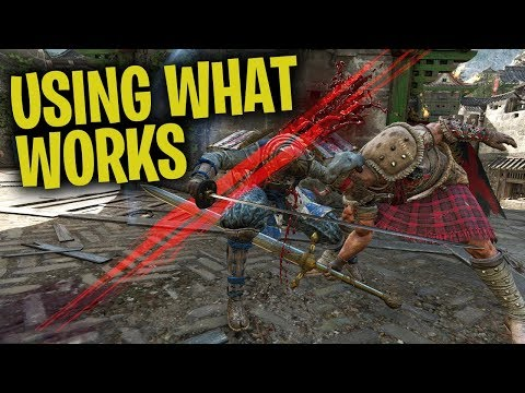 Using What Works - For Honor Season 5