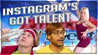 Instagram's Got Talent