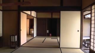 説明 Fukuzawa Yukichi, former residence,福沢諭吉,旧居.