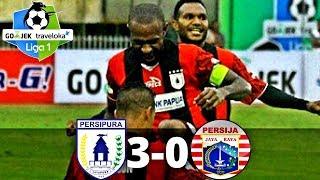 Download Video Persipura Jayapura vs Persija Jakarta 3-0 - All Goals & Highlight - Liga 1 - 18/10/2017 MP3 3GP MP4