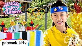 8 Ideas for a Summer Sports Party! | ALYSSA THE PARTY PLANNER
