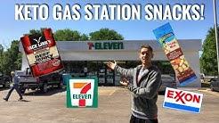 KETO GAS STATION SNACKS!