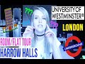 University of Westminster Room/Flat Tour - Harrow Halls