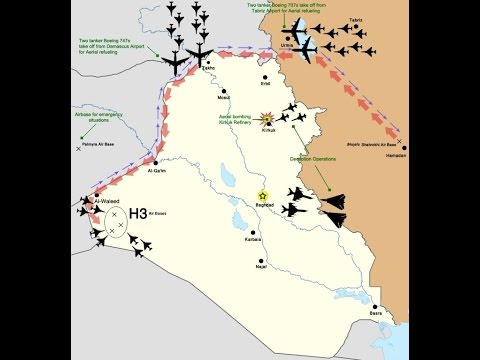 Iran Iraq war, H-3 Airstrike حمله هوايي به اچ سه جنگ ايران و عراق
