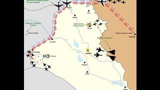 iran iraq war h 3 airstrike حمله هوايي به اچ سه جنگ ايران و عراق