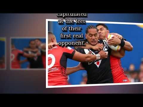 Tonga win shuts down arrogant Kiwis
