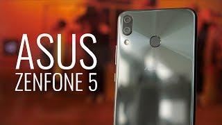 Asus Zenfone 5 2018. Все минусы и плюсы.