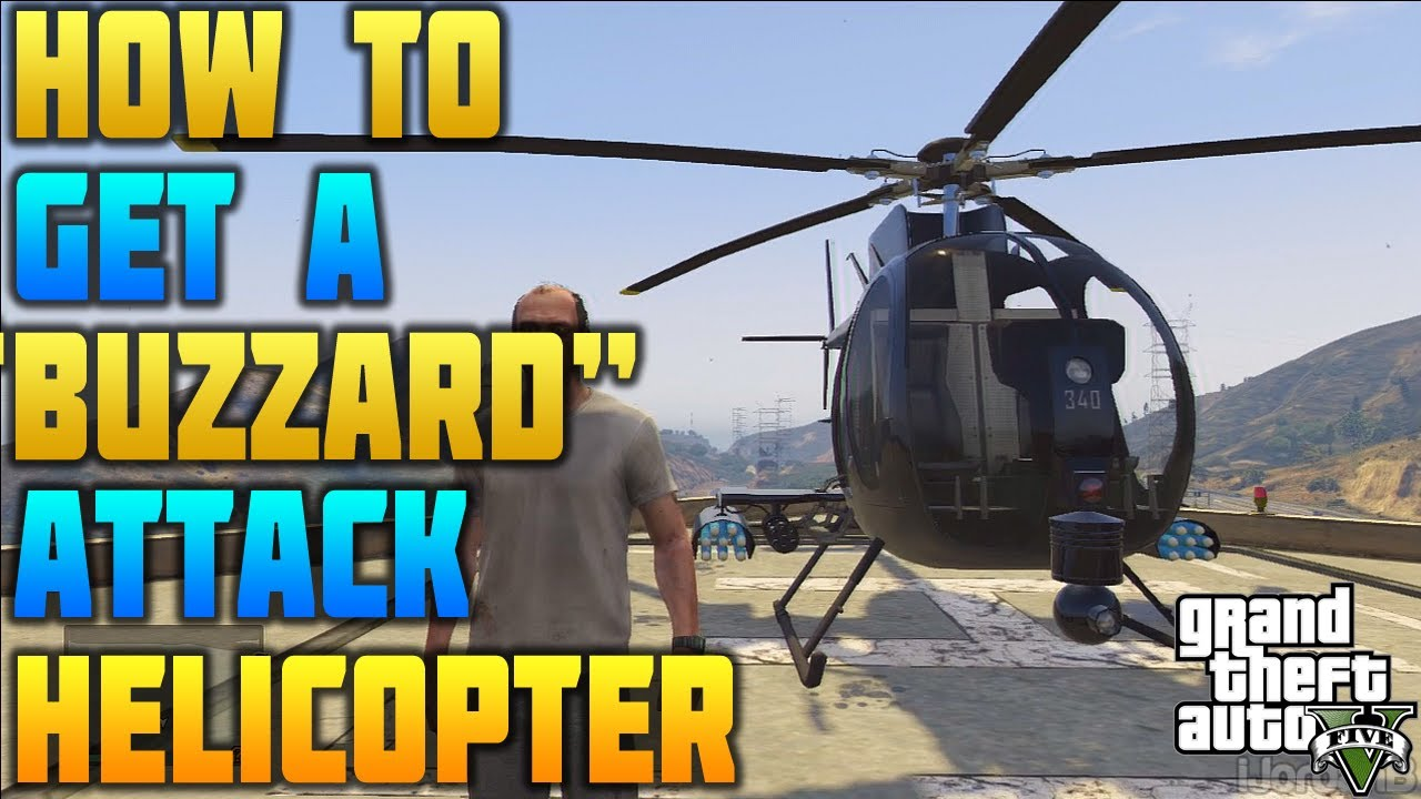 Gta 5 Police Helicopter Location