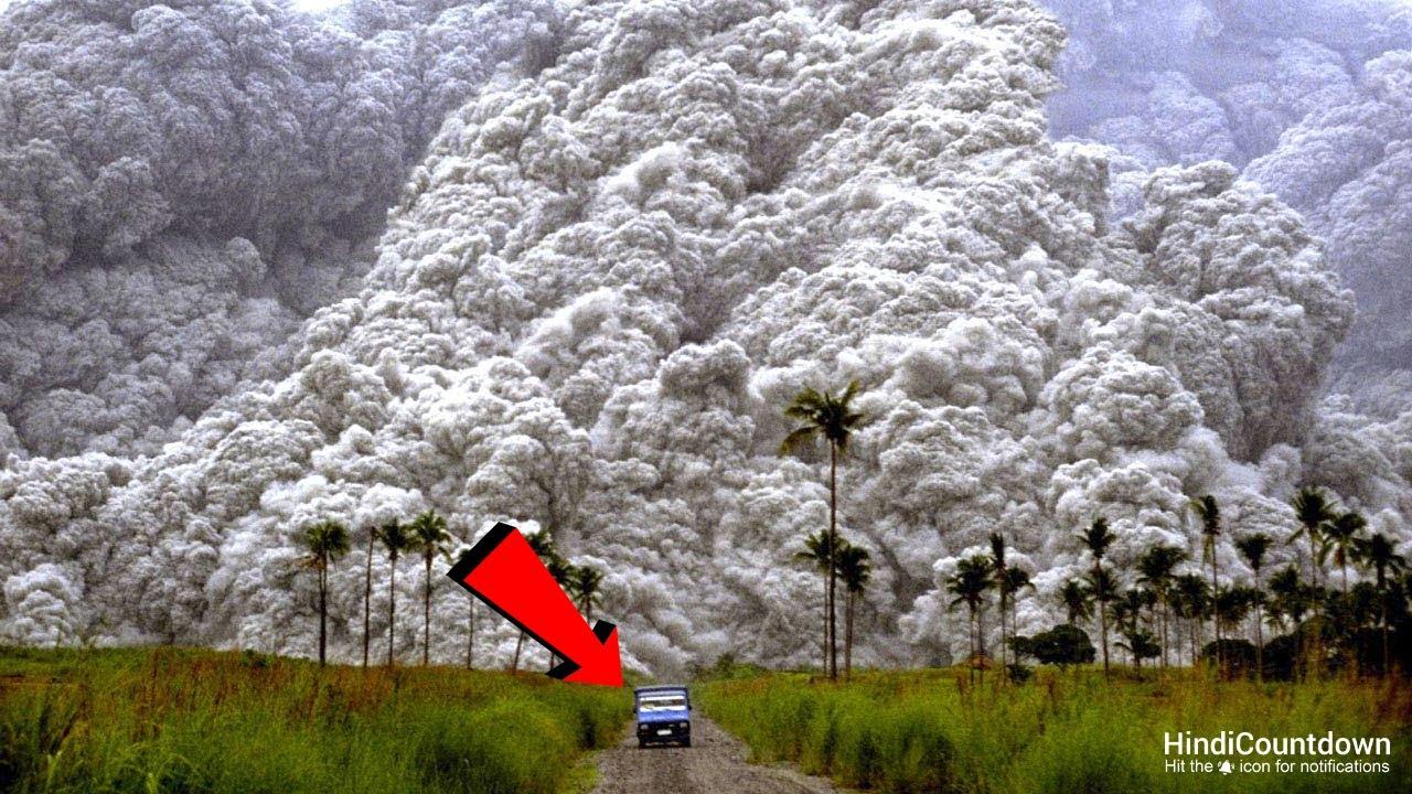 धरती पर घटी रोंगटे खड़े कर देने वाली 10 अजीब घटनाएं | 10 Most Craziest Natural Phenomena (Part -8)