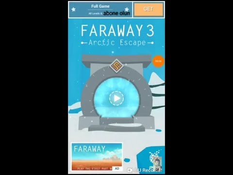Faraway 3 : Arctic Escape game adventure , puzzle walkthrough full part