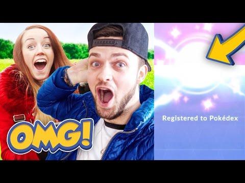 OMG - I DON'T BELIEVE IT! (Pokemon GO NEW POKEMON)