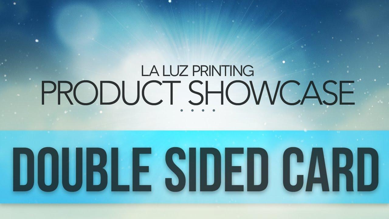 Double sided business card printing san antonio tx 210 202 1800 double sided business card printing san antonio tx 210 202 1800 la luz printing company colourmoves