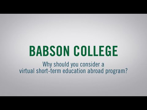Why Should You Consider A Virtual Short-term Education Abroad Program?