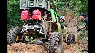 Offroad Extreme : 1UZ Super Charger Turbo @ วังมะนาว