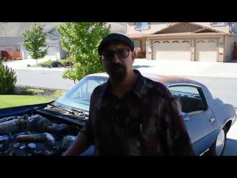 Gas Vapor Car
