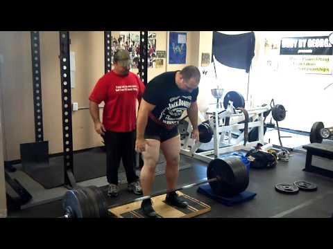 Justin Bethune 600x2 Raw deficit deadlift @ 242
