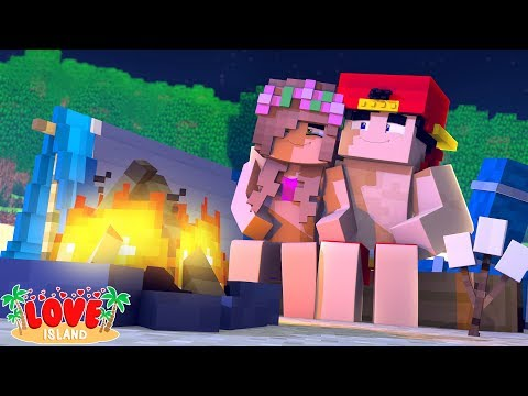 THE ISLANDERS GO CAMPING! | Minecraft Love Island | Little Kelly