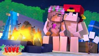 THE ISLANDERS GO CAMPING!   Minecraft Love Island   Little Kelly