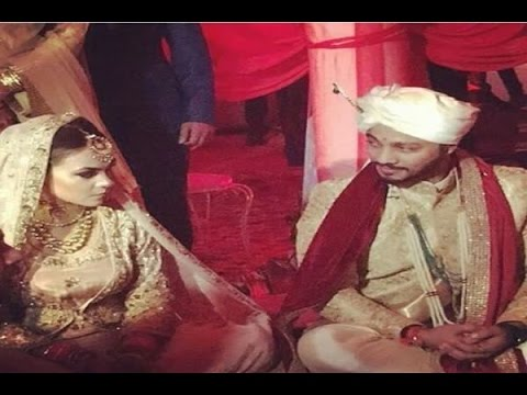 In Graphics:          Here are the ALL PICTURES from Rapper Raftaar's WEDDING