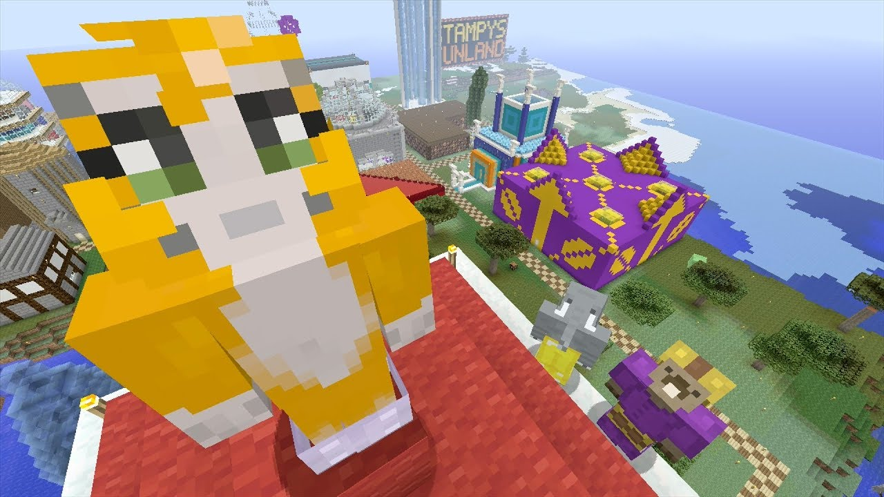 Minecraft Xbox Flying Food 574 Youtube