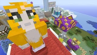 Minecraft Xbox - Flying Food [574]