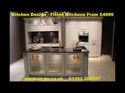 Fitted Kitchens For Sale - Call 01292 265557 for FREE quote.